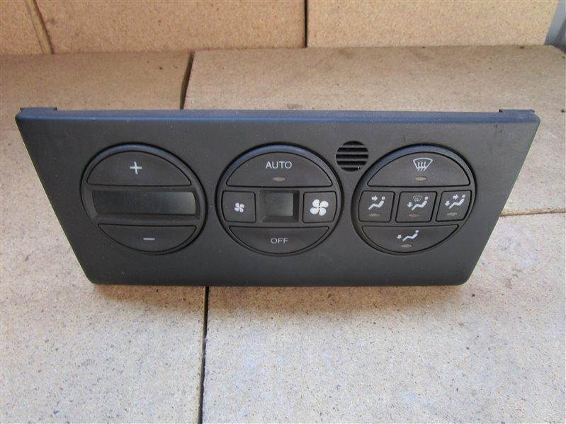 Блок управления климат-контролем Opel Vectra B XH201 C20CEL 2000