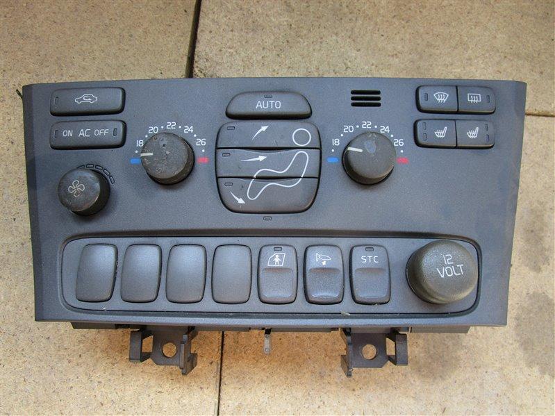 Блок управления климат-контролем Volvo V70 SB5244W B544S 2001