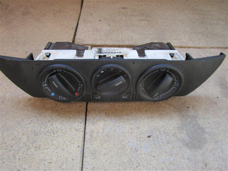 Блок управления климат-контролем Volkswagen Polo 6NAHW BBY 2000