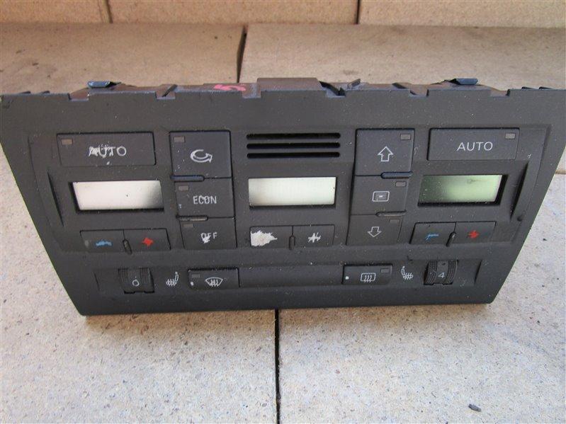 Блок управления климат-контролем Audi A4 B6 ASN 2003
