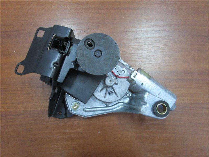 Мотор дворников Bmw 3-Series E46 256S5 задний
