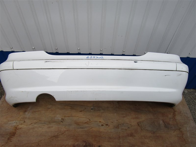 Бампер Mercedes-Benz Slk R170 111.983 2000 задний