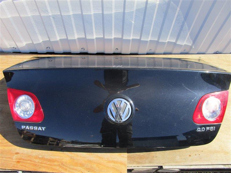 Крышка багажника Volkswagen Passat B6 BVY 2006 задняя