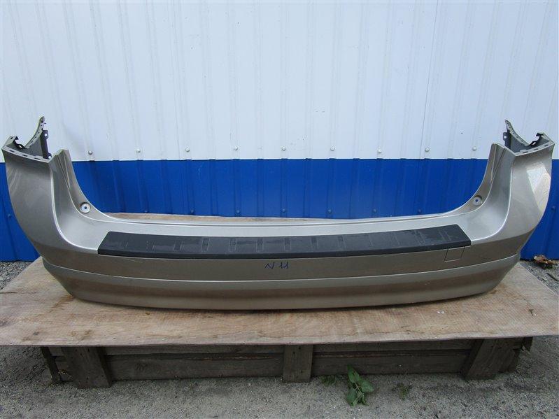 Бампер Volvo V70 B5254T6 2009 задний