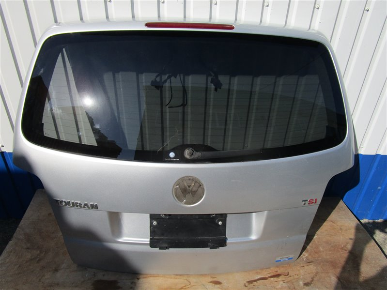 Крышка багажника Volkswagen Touran 1T2HC3 BLG 2008 задняя