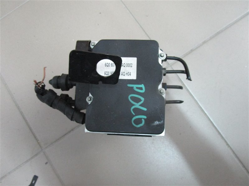Блок abs Volkswagen Polo 9N31G3 BKY 2006
