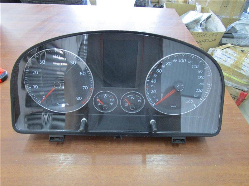 Щиток приборов Volkswagen Touran 1T2HC3 BLG 2008