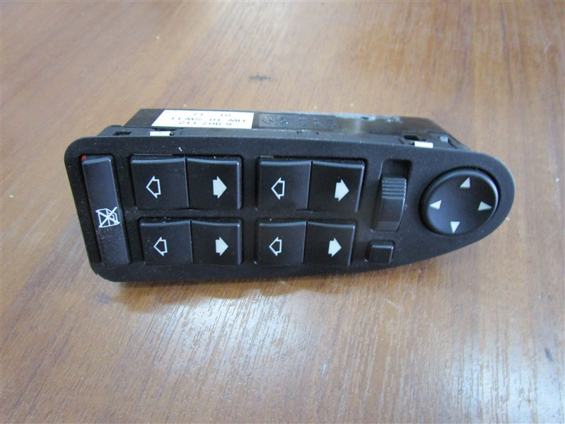 Блок управления стеклоподъемниками Bmw 5-Series E39 256S5 2001