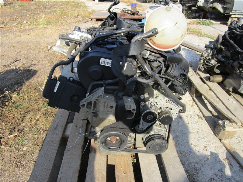 Двигатель Volkswagen Passat B6 BVY 2006