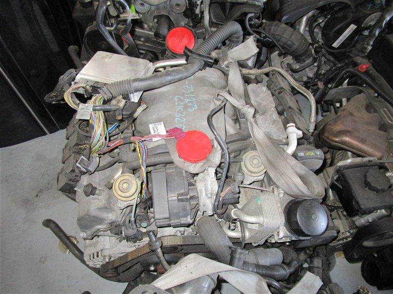 Двигатель Mercedes-Benz Clk W209 112.955 2004