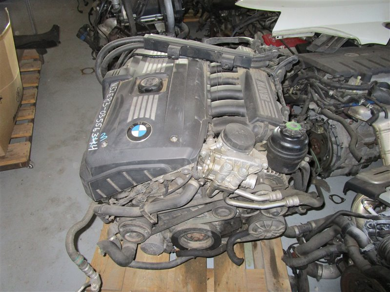 Двигатель Bmw X3 E83 N52B25A 2006