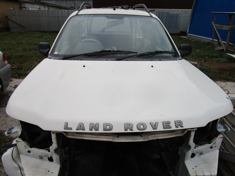 Капот Land Rover Freelander L314 25K4F 2005 передний