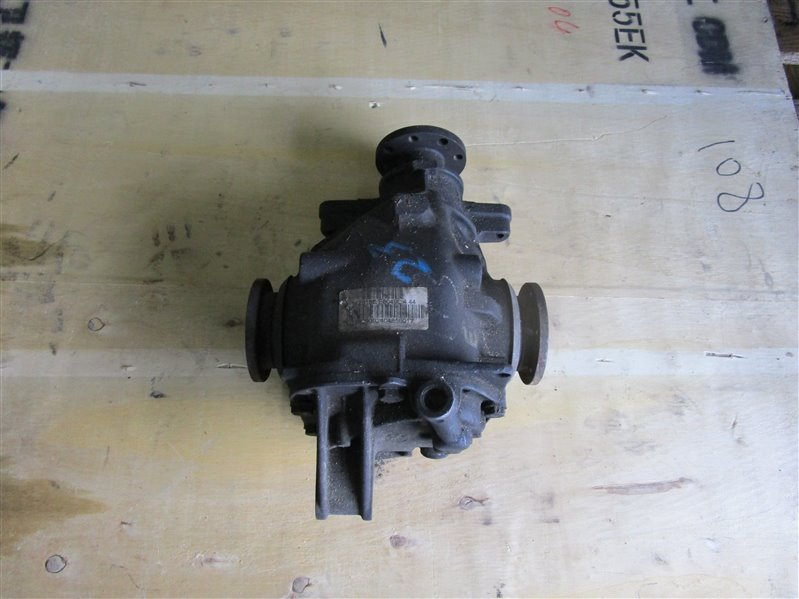 Редуктор Bmw 3-Series E46 194E1 M43 1999