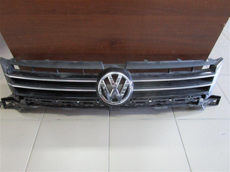 Решетка радиатора Volkswagen Touran 1T2HC3 BLG 2008