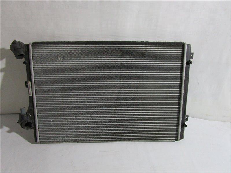 Радиатор двс Volkswagen Touran 1T2HC3 BLG 2008