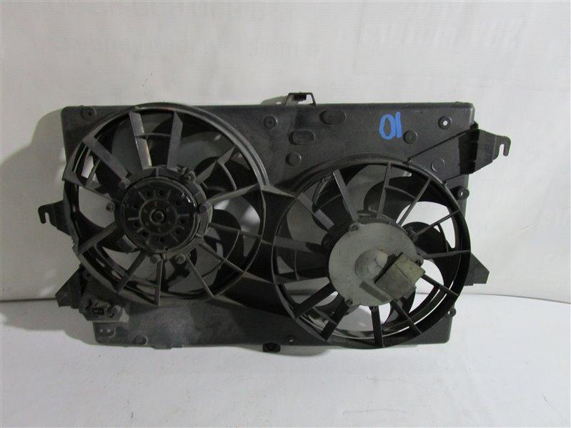 Вентилятор радиатора Ford Mondeo 3 УНИВЕРСАЛ CJBB 2002