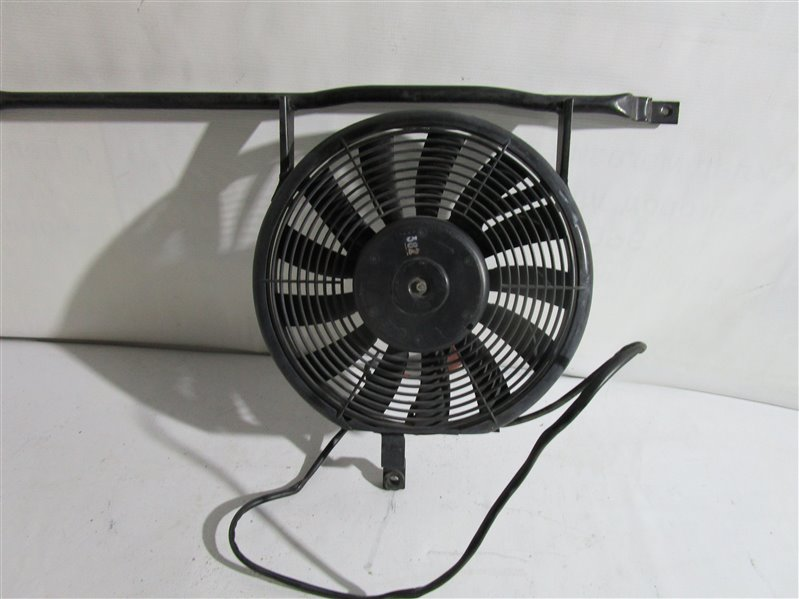 Вентилятор радиатора Audi Allroad C5 BES 2002