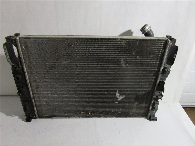 Радиатор двс Mercedes-Benz Cls W219 273.960 2006