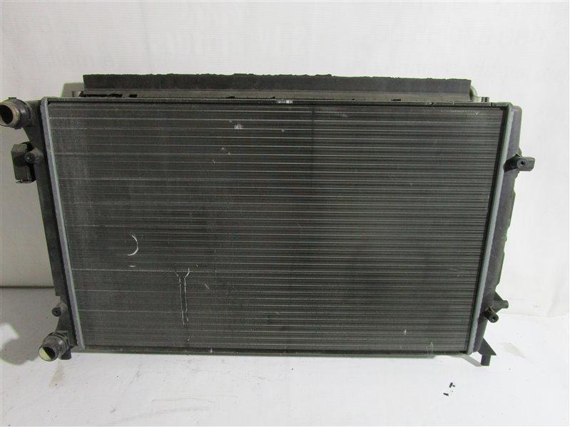 Радиатор двс Volkswagen Passat B6 BVY 2007