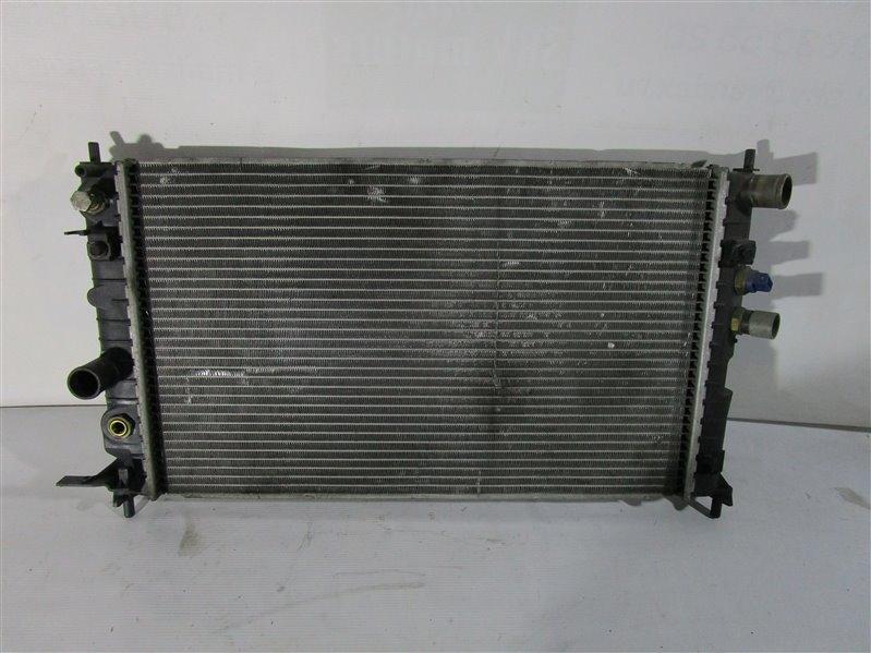 Радиатор двс Opel Vectra B XH201 C20CEL 2000