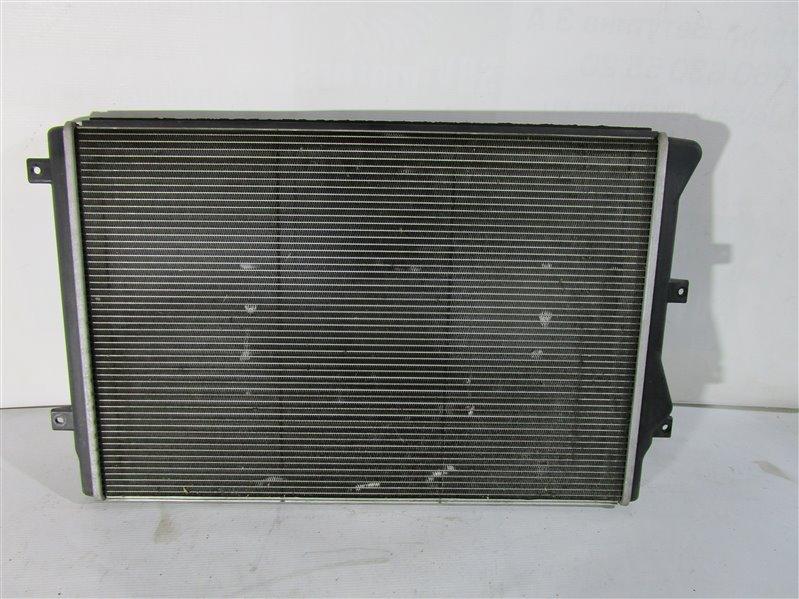 Радиатор двс Volkswagen Touran 1TBMY BLG 2008