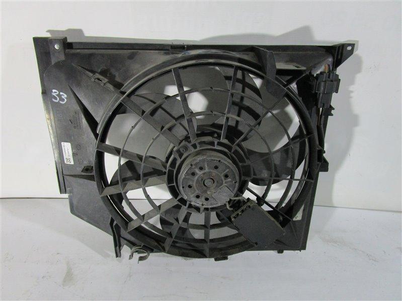 Вентилятор радиатора Bmw 3-Series E46 194E1 M43 1999