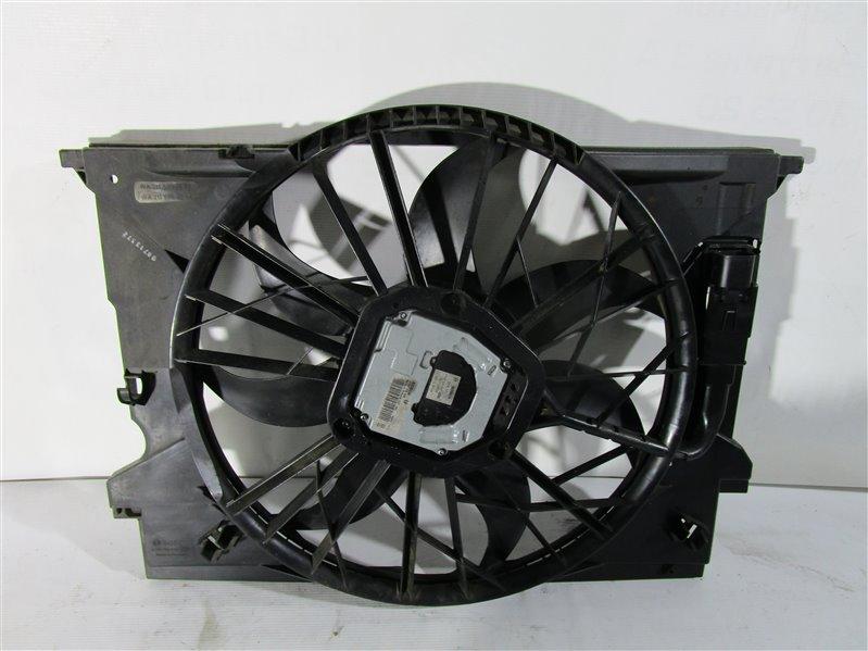 Вентилятор радиатора Mercedes-Benz E W211