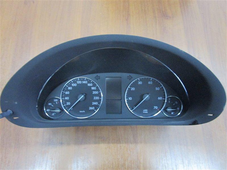 Щиток приборов Mercedes-Benz C W203 M271