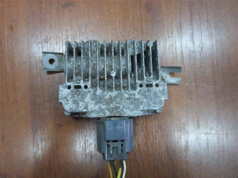 Блок электронный Volvo V70 B5254T6 2009