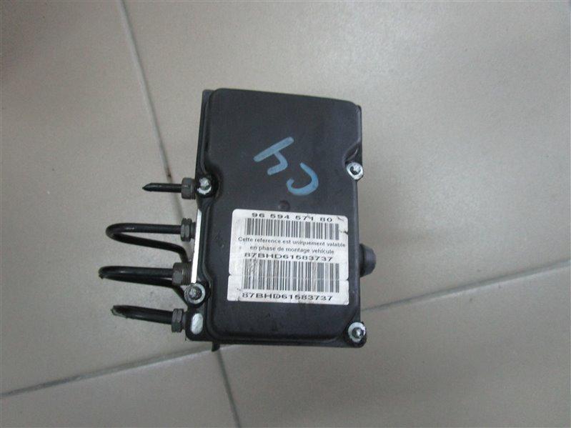 Блок abs Citroen C4 TU5JP4 2006