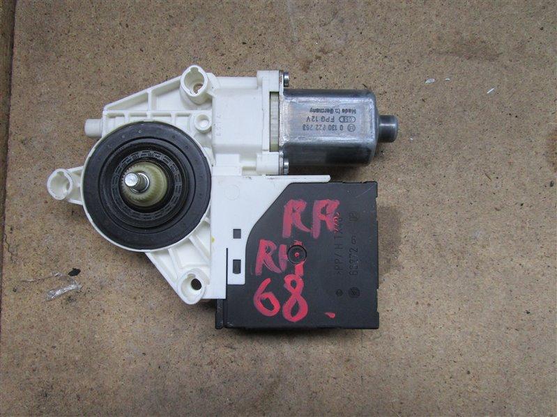 Мотор стеклоподъемника Audi A3 8PA BSE 2007 задний правый