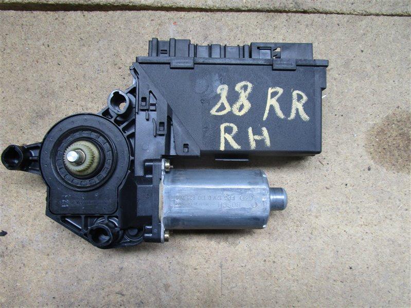 Мотор стеклоподъемника Audi A4 B6 ALT задний правый