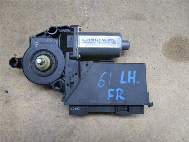 Мотор стеклоподъемника Audi A4 B6 ALT 2001 передний левый