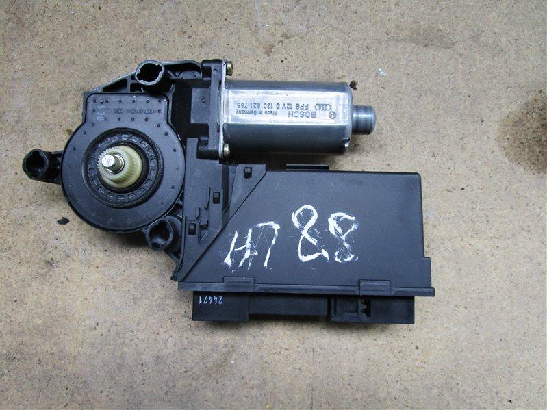 Мотор стеклоподъемника Audi A4 B6 ALT передний левый