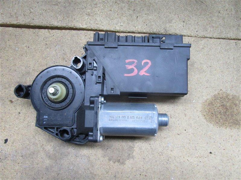 Мотор стеклоподъемника Audi A4 B6 AMB 2002 передний правый