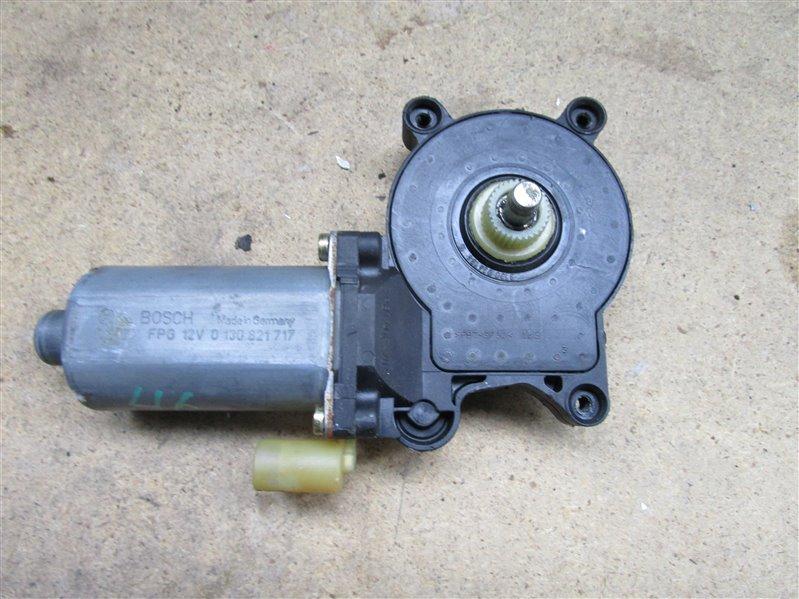 Мотор стеклоподъемника Bmw 3-Series E46 226S1 2003 передний правый