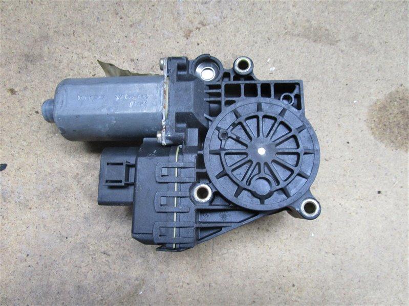 Мотор стеклоподъемника Audi Allroad C5 BES 2002 передний левый