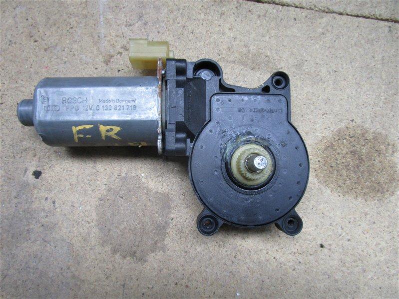 Мотор стеклоподъемника Bmw 3-Series E46 206S4 M52 2000 передний левый