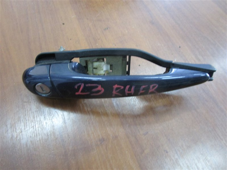 Ручка двери внешняя Bmw 3-Series E46 194E1 M43 1999 передняя правая
