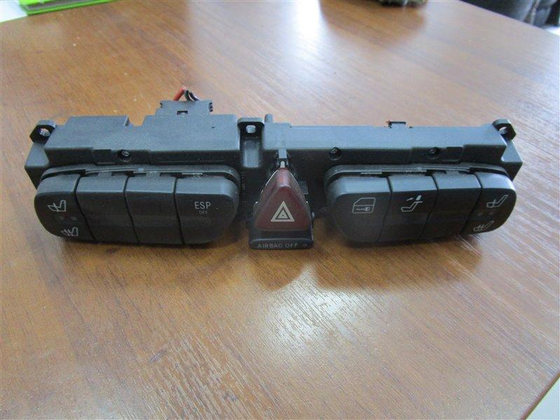 Блок кнопок Mercedes-Benz C W203 112.912 2001