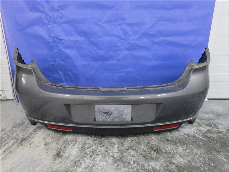 Бампер Mazda 6 GH LF-VE (LF5-VE) 2008 задний