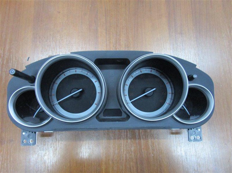 Щиток приборов Mazda 6 GH LF-VE (LF5-VE) 2008