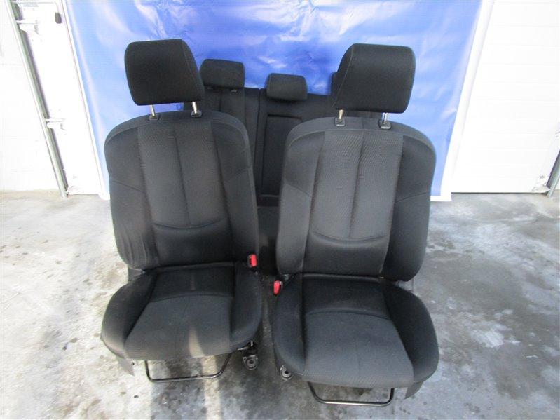 Сидения к-кт Mazda 6 GH LF-VE (LF5-VE) 2008