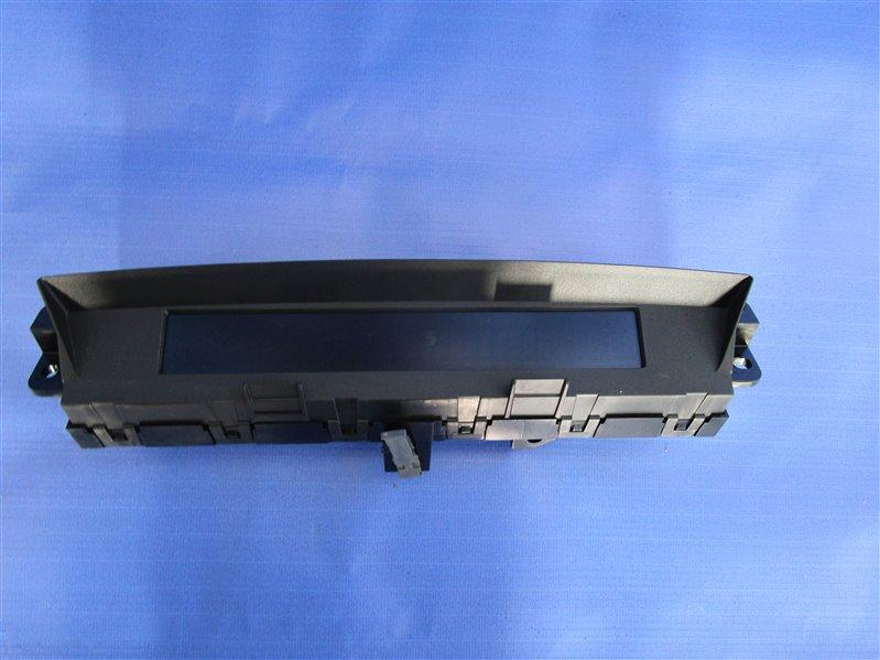 Дисплей информационный Mazda 6 GH LF-VE (LF5-VE) 2008