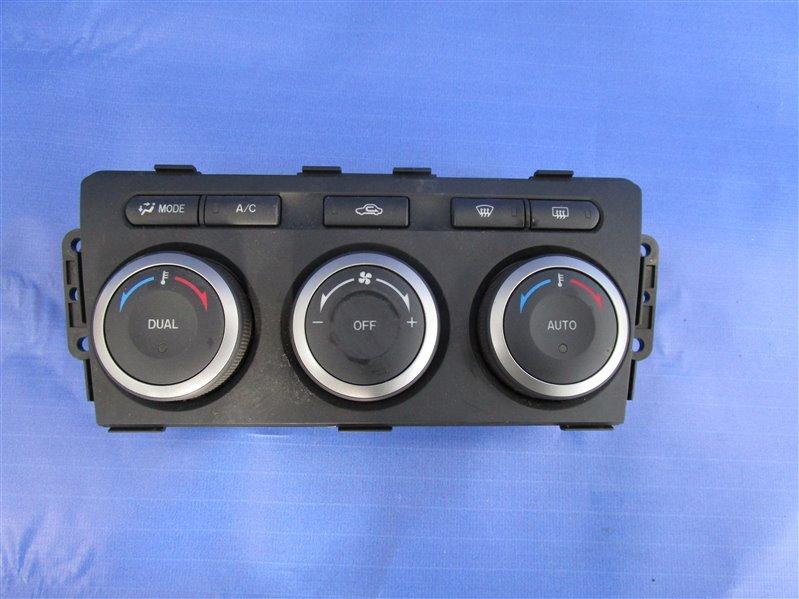 Блок управления климат-контролем Mazda 6 GH LF-VE (LF5-VE) 2008