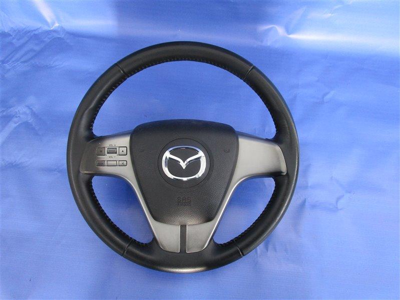 Руль Mazda 6 GH LF-VE (LF5-VE) 2008