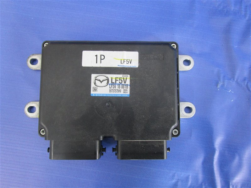 Блок управления двигателем Mazda 6 GH LF-VE (LF5-VE) 2008