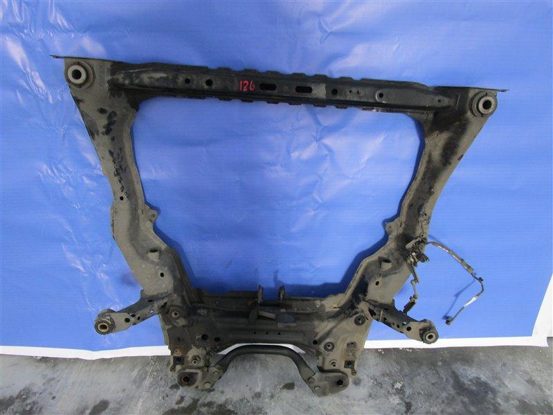 Балка подмоторная Mazda 6 GH LF-VE (LF5-VE) 2008 передняя