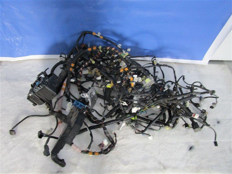 Проводка автомобиля Mazda 6 GH LF-VE (LF5-VE) 2008