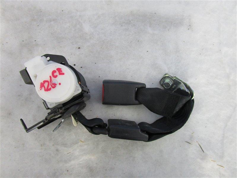 Ремень безопасности Mazda 6 GH LF-VE (LF5-VE) 2008 задний